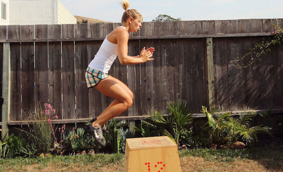 How to do Box Jumps at Home