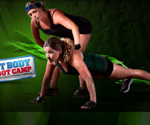 Crossfit Bootcamp Workouts