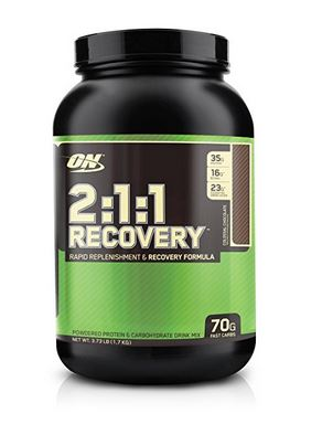 optimum nutrition recovery drink