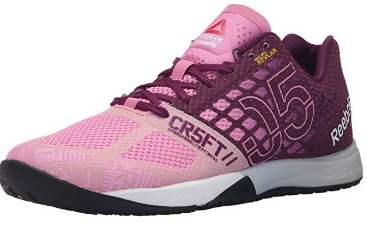 Reebok women crossfit nano 5 review