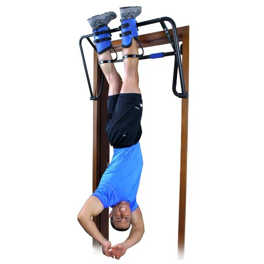 Teeter Hanging Sit up pull up bar review